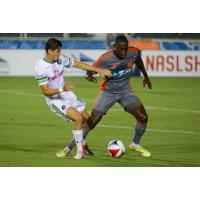 RailHawks Fall 2-0 to First-Place Cosmos in a Midweek Battle