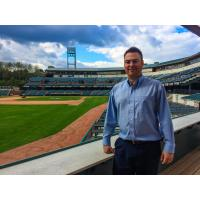 Martin Introduced as Curve General Manager