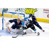 Rays Sting Alaska in Overtime in Exhibition Game