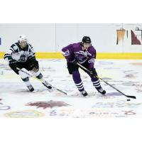 Storm Colors out RoughRiders, 6-0, on Painted Ice