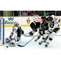 Nailers Take One Point on Opening Night