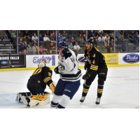 Stampede Rally to Roll Past Green Bay, 7-2