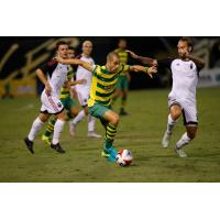 Rowdies Eliminated from Playoff Race After 1-1 Draw against Ottawa