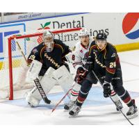 Monsters Rally in Second But Fall to IceHogs, 5-2
