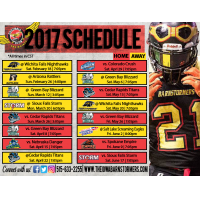 Barnstormers Announce 2017 Schedule