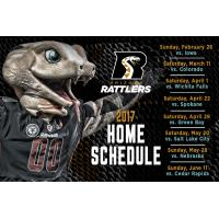 Arizona Rattlers Announce 2017 Schedule