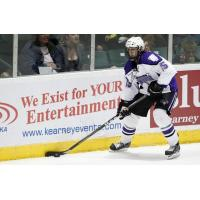 Storm Alum Nick Lappin Becomes 12th Tri-City Player to Make NHL Debut