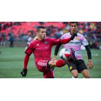 Fury FC Edged in Final Game of the Season