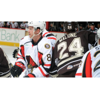 Varone Scores Again in 7-2 Loss at Hershey