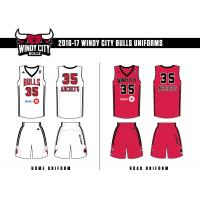 Windy City Bulls Reveal Official Team Uniforms