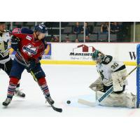 Anderson Shines in Season Debut, Shutting out Kalamazoo