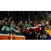 New York Cosmos Lift Soccer Bowl Trophy for Second Straight Year