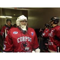 IceRays Tender Goaltender Chad Veltri