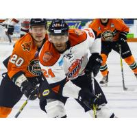 Komets Collect Six Points on Road