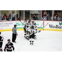 Nailers Win High-Scoring Thriller on Education Day