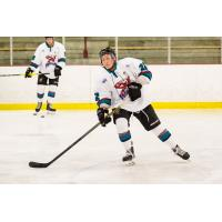 IceRays Add Texas Native Garrett Hallford