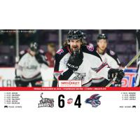 Vallorani and Jacklin Power Beast to Electrifying 6-4 Win over Jackals