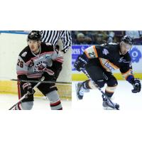 Havoc Sign John Clewlow with Nolan Huysmans Returning to Alaska