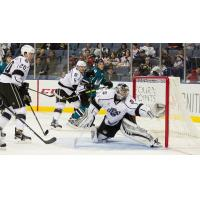 Ontario Reign Fall 5-2 to San Jose Barracuda