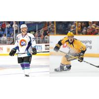 Former Solar Bears Player Mike Liambas Makes NHL Debut with Predators