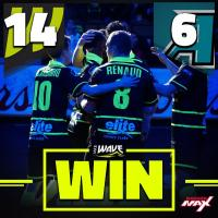 Mke Wave Dominate on Star Wars Night; Defeat St. Louis Ambush 14-6