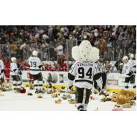 Ontario Reign Battle; Edge Checkers on Teddy Bear Toss