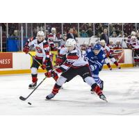 67's Drop Final Game of Homestand to Mississauga