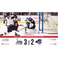 Jacklin and Vallorani Power Beast to 3-2 Overtime Win over Jackals