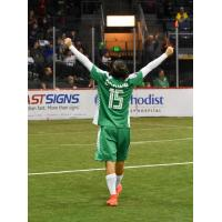 Dallas Sidekicks Look for Second Straight Win Saturday Night