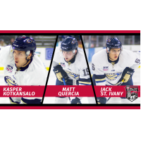 Three Stampede Players Named to USHL/NHL Top Prospects Game in Sioux Falls