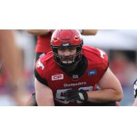 Stamps Sign Offensive Lineman Cam Thorn