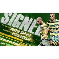 Savage and Chavez Set to Return to Tampa Bay Rowdies for 2017 Season