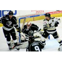Nailers Fight off First Place Monarchs, 4-3