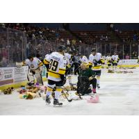SPHL Teams Collect over 9,650 Toys