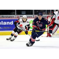 Blazers' Acquire Luc Smith from Regina Pats