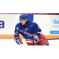 Bunnaman Scores Twice, Opilka Continues to Shine as Rangers Drop Otters on New Year's Day
