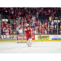 Americans' Riley Gill Named Goaltender of the Month