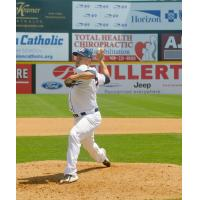 Somerset Patriots Pitcher Jim Miller Signed by Minnesota Twins
