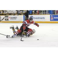 67's Knock off Rival Frontenacs 6-2