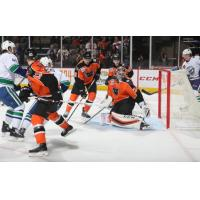 Succeed the Phantoms Would on Star Wars Night