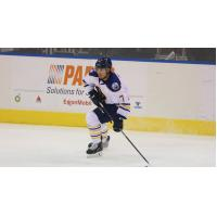 Norfolk's Dupont Named Sher-Wood Hockey ECHL Player of the Week