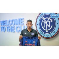 Miguel Camargo Joins New York City FC on Loan
