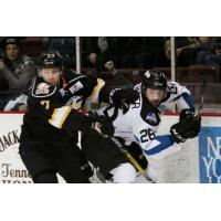 Garbowsky Nets Five-Point Night as Eagles Thrash Idaho 9-3