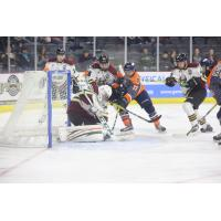 Oilers Beat Mallards to Complete Road Trip