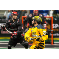 Georgia Swarm Stays Perfect with 14-12 Road Victory in Vancouver