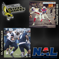 Steelhawks Add Depth to Camp Roster