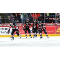 B-Sens Drop Devils 6-2 in Front of 4,637