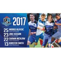 FC Edmonton's Strengthened Back Line Highlights Key Re-Signings