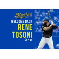 Rene Tosoni Signed for 2017