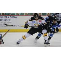 Winning Streak Reaches Seven Games, as Eagles Top Thunder 5-3